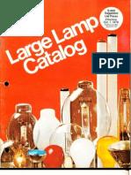 Westinghouse Oct. 1978 Large Lamp Catalog