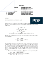 Physics Homework 9
