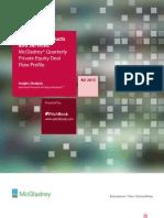 RSM PitchBook B2C Deal Flow Profile 4Q 2012
