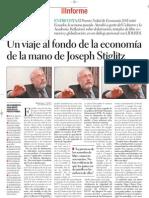 Un viaje al fondo de la economía de la mano de Joseph Stiglitz