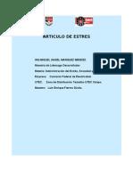 Articulo Miguel Angel Marquez Mendez 9B4DT
