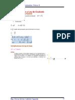 Cap 3 Ley de Gauss y Ley de Coulomb
