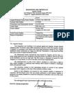RWA Certification General Obligation Sales Tax Bond