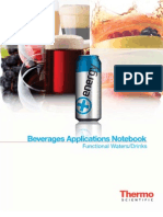 Analysis of Energy Drink
