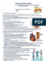 10-Day Liver & Gallstone Cleanse