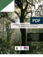 Areas Naturales Oaxaca