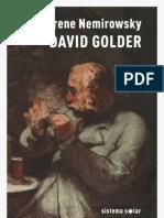 David Golder, Irene Nemirowsky