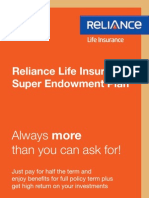 Super Endowment Brochure
