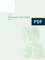 Definition of Child