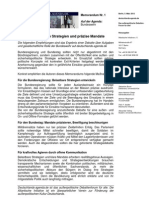 Bundeswehr Memorandum