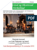 Kirkebladet - August 2012