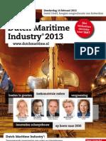 Brochure Dutch Maritime Industry 2013_def3