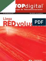 Revista TOPdigital Noviembre 2012