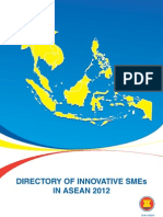 Directory of Innovative SMEs in ASEAN 2012