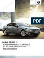 5series Sedan CatalogueESROW2012