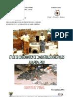 8-Etude de Consommation de Combustibles Domestiques
