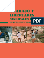 Doc285 Trabajo y Libertades Sindicales en Guinea Ecuatorial