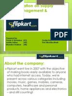87030197 Flipkart Final