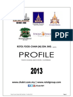 Rfc Profile 2013