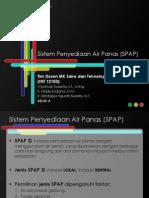 Sistem Penyediaan Air Panas (SPAP)
