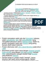 Powerpoint Substansi Kimiawi Penyusun Sel