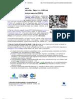 Plano de Controle de Poluição Veicular (PCPV) - Secretaria do Meio Ambiente e Recursos Hídricos