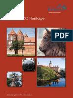 Belarus world heritage (UNESCO)