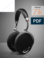 Parrot Zik, the Smartphone generation headset