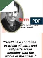 Betty Neuman Systems Model
