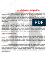 Evolucion Del Piston