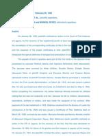 Alzona vs Capunitan 4 SCRA 450 Page 22