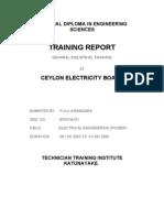 Ceb Report
