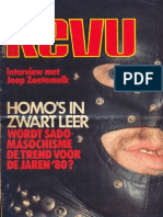 Homo's in Zwart Leer (Nieuwe Revu, 1980)