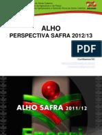 Alho Perspectivas Safra 2012 Encontro Alho Sao Marcos - Lucine