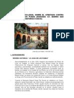 Casa de Los Tres Pumas - San Pedro