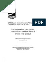 Cooperativismo y desarrollo rural