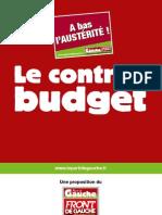 Contre Budget Vdef