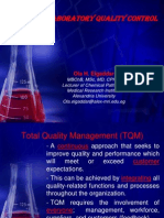 Basics of Laboratory Internal Quality Control, Ola Elgaddar