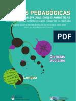 Diagnosticas Lengua Sociales 2011