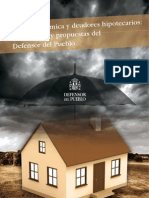 Crisis Hipotecas 2012