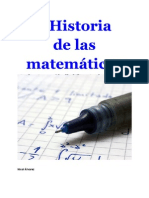 Historia Del as Mate Matic As