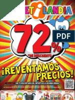 Catálogo 72% de descuento