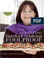 12 Foolproof Tips for Table Settings from Barefoot Contessa Foolproof by Ina Garten