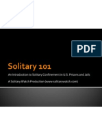 Solitary Watchs Solitary 101 Powerpoint Presentation