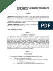 TIEA agreement between San Marino and South Africa