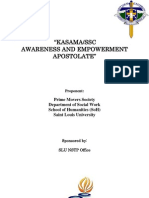 KASAMA-SSC Awareness and Empowerment Apostolate