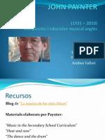 Presentació del Mètode Paynter