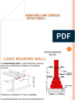 Load Bearing Wall and Tubular Structures