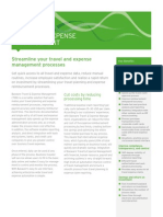 Basware Travel and Expense Management Fact Sheet a4