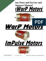 NetGain Motors Service Manual